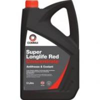 Антифриз COMMA SUPER LONGLIFE RED - ANTIFREEZE